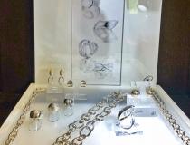 Schmuck, Dekoration, Juwelier, Gold, Silber, VD-Innendesign