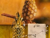 Dekoration, Brillen, Optiker, Visual Merchandising